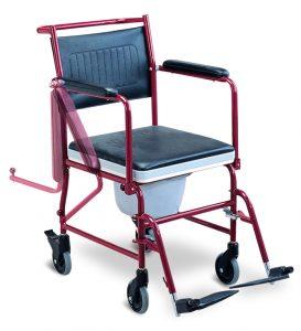 Комбиниран стол за тоалетна и баня C692