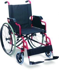 Рингова инвалидна количка 908C